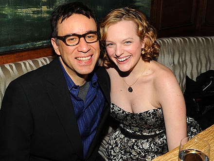 Mad Men's Elisabeth Moss Disses Her Ex Husband Fred Armisen