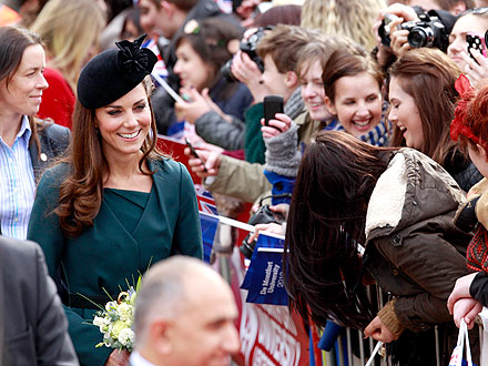 Kate Says She Misses William 'Terribly' While He's Away