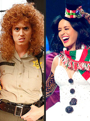 Katy Perry Guest Stars on Raising Hope