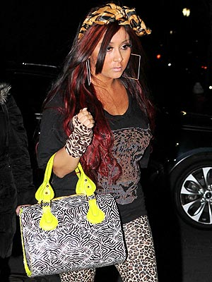 Snooki Pregnant & Filming New Reality Show: Pictures