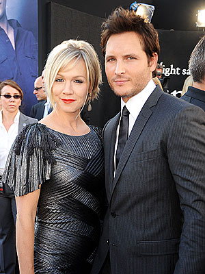 Peter Facinelli, Jennie Garth, Take Co-Parenting Day by Day