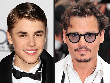 Johnny Depp, Justin Bieber Support Anti-Bullying Film
