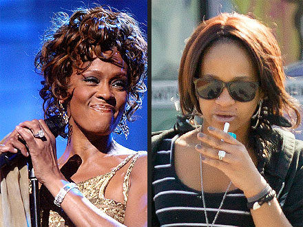 Bobbi Kristina Brown Is Not Engaged, Says Rep | Bobbi Kristina Brown, Whitney Houston