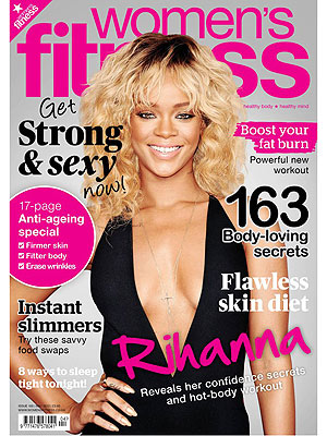 Rihanna: Getting Naked Helped Boost My Confidence