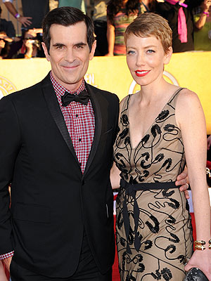 Ty Burrell:  'I'm a Serial Monogamist'