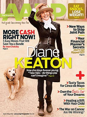 Diane Keaton on Plastic Surgery: 'Never Say Never'
