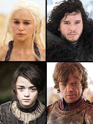 Game of Thrones Season 2 - Which Storyline Are You Most Anxiously Awaiting?