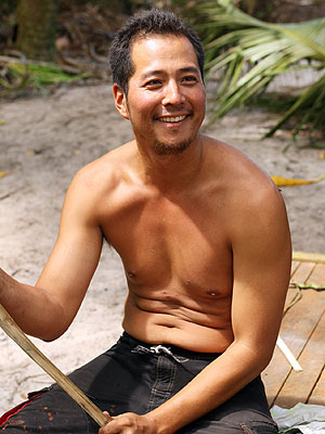 Survivor: One World - Jonas Otsuji Made Producers Jealous with Food