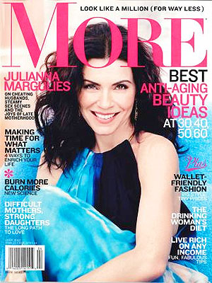 Sex on Camera: Julianna Margulies and Chris Noth
