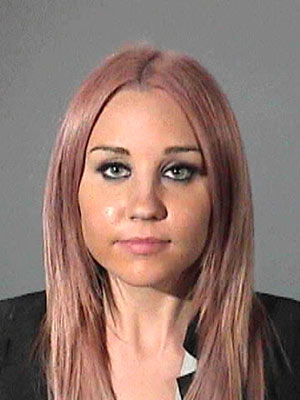Amanda Bynes DUI Arrest : People.