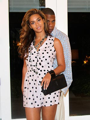 Beyonce, Jay-Z Share Personal Photos on Tumblr