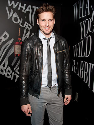 Peter Facinelli: Just a Guy on a Flight