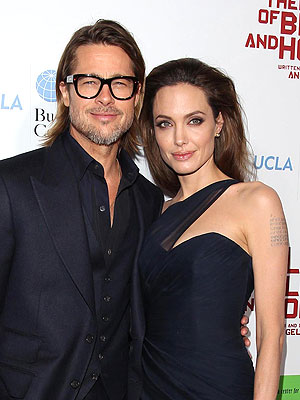 Angelina Jolie, Brad Pitt Engagement Confirmation : People.