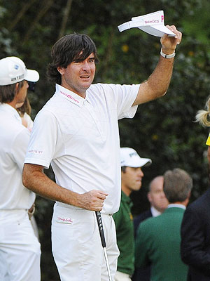 Masters Winner Bubba Watson's Adoption Struggle