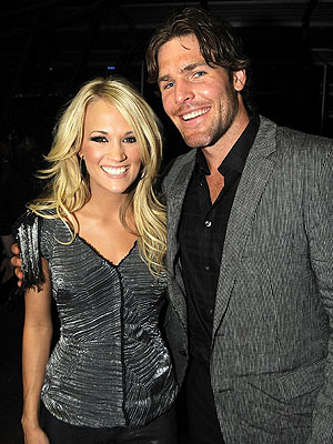 Carrie Underwood's Fiancé Planning  Honeymoon Details