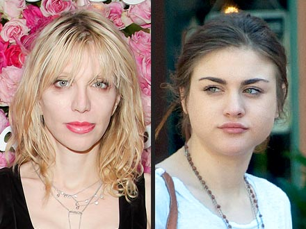 Courtney Love Tweets Accuse Dave Grohl of Hitting on Frances Bean