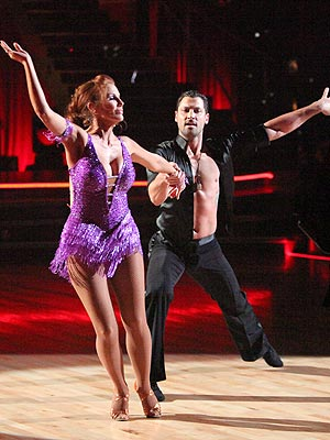 Dancing with the Stars: Melissa Gilbert Blogs  Emotional Toll