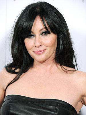 Shannen Doherty Helps Cops Prevent Potential Suicide