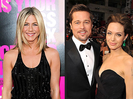 Angelina Jolie, Brad Pitt Engagement: Jennifer Aniston Reacts