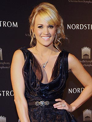 Carrie Underwood Does Her Own Laundry