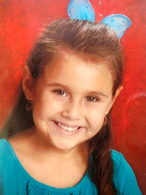 Isabel Celis: Police Search for Missing Arizona Girl