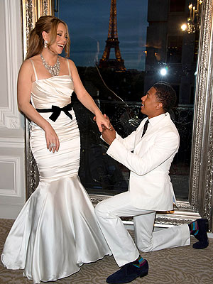 Mariah Carey and Nick Cannon Renew Wedding Vows in Paris | Mariah Carey, Nick Cannon