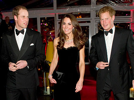 Prince Harry Jokes Prince William & Kate Middleton Are Running Marathon
