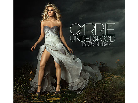 Carrie Underwood Blown Away - 2.5 Star People Review