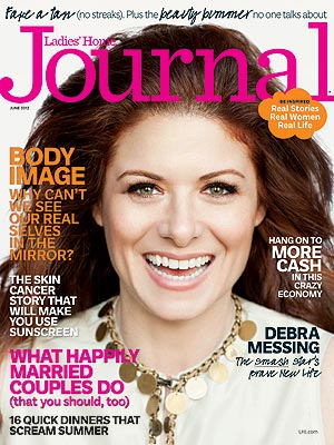 Debra Messing Divorce: Smash Star Says She's 'at Peace'