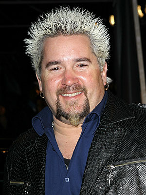 Guy Fieri Defends Restaurant After New York Times Review