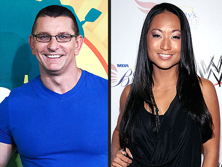 Food Network Star Robert Irvine Marries Wrestler Gail Kim