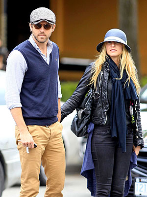 Blake Lively, Ryan Reynolds Call Bedford, N.Y., Home