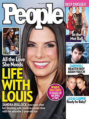 Sandra Bullock & Son Louis: Inside Their Life Together - Pictures