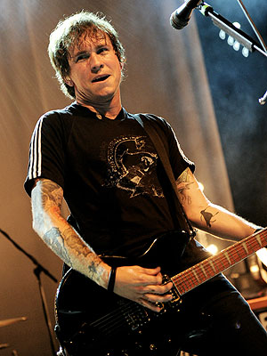 Tom Gabel of Against Me! Comes Out as Transgender