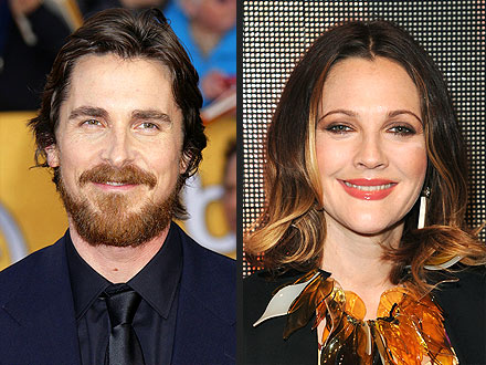 Drew Barrymore Dated Christian Bale Once -- and Never Called Again