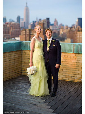 Cynthia Nixon Wedding Photo Revealed