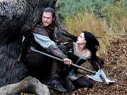 Snow White and the Huntsman Review