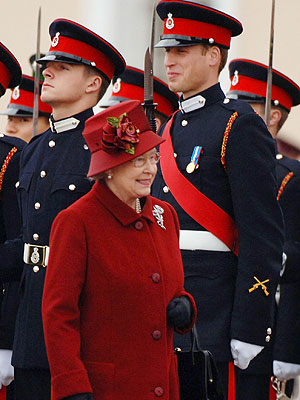 Queen Elizabeth Jubilee: Prince William's Favorite Photo with Her