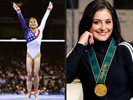 Nastia Liukin, Olympic Trials: Dominique Moceanu's Gymnastics Breakdown
