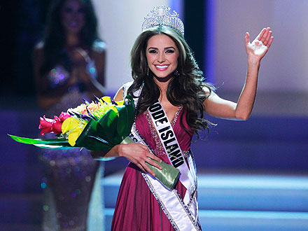 Miss USA 2012: Miss Rhode Island Olivia Culpo