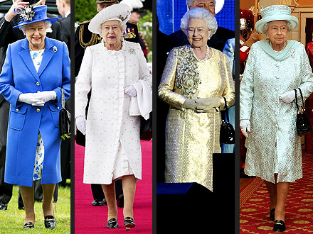 Queen Elizabeth Jubilee: Her Style Team at Work