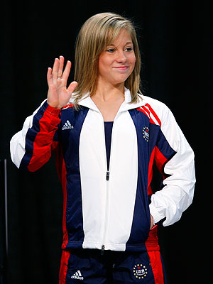 Gymnast Shawn Johnson Ends Comeback, Retires