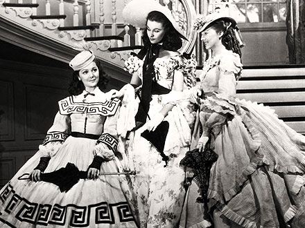 Ann Rutherford, Gone with the Wind Actress, Dies at 94 | Barbara O'Neil, Evelyn Keyes, Vivien Leigh