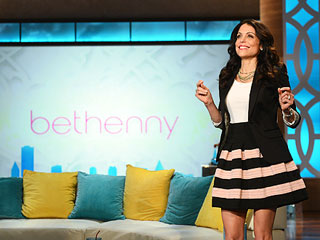 Bethenny Frankel Still Watches The Real Housewives of New York City