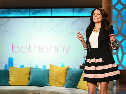 Real Housewives of New York - Bethenny Frankel Still Watches It