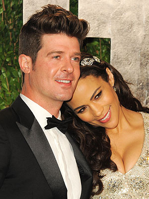 Robin Thicke Says No More Kids Any Time Soon