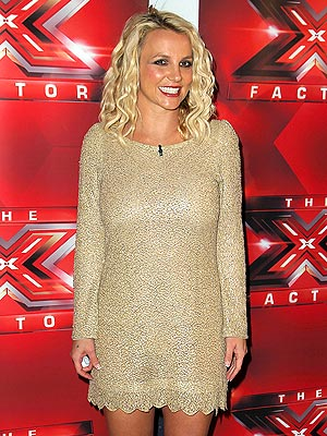 X Factor Auditions: Britney Spears Tears Up When Contestant Comes Out