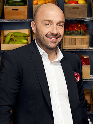 MasterChef's Joe Bastianich Blogs About Losing Your Cool in a Hot Kitchen