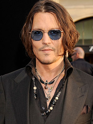 Johnny Depp Is Inspiration for Ancient Creature Name