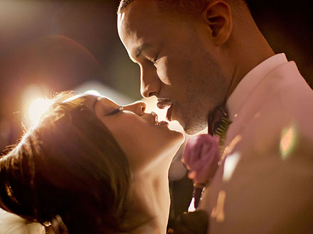 Meagan Good Weds DeVon Franklin